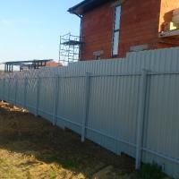 Забор из профлиста_15