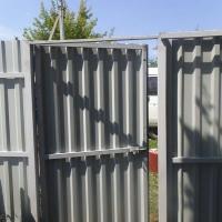 Забор из профнастила_8